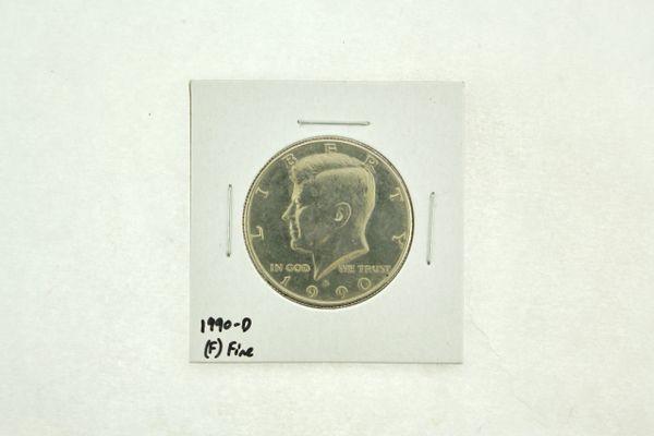 1990-D Kennedy Half Dollar (F) Fine N2-3833-8