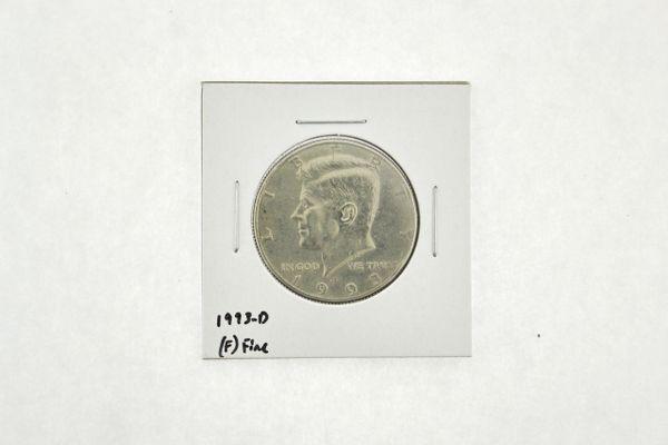 1993-D Kennedy Half Dollar (F) Fine N2-3856-2