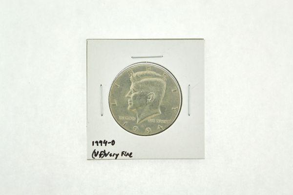 1994-D Kennedy Half Dollar (VF) Very Fine N2-3861-1