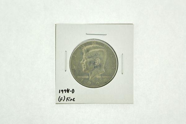 1994-D Kennedy Half Dollar (F) Fine N2-3863-4