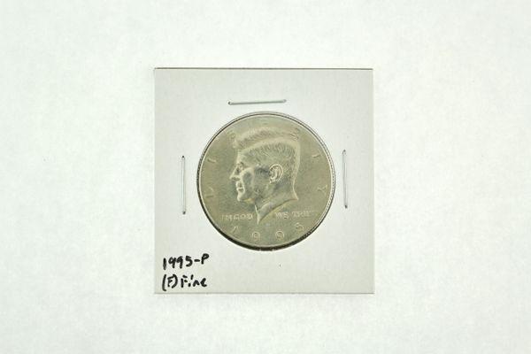 1995-P Kennedy Half Dollar (F) Fine N2-3869-3