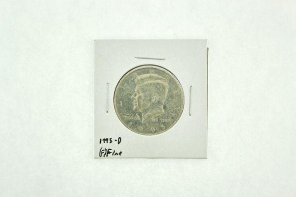 1995-D Kennedy Half Dollar (F) Fine N2-3881-1