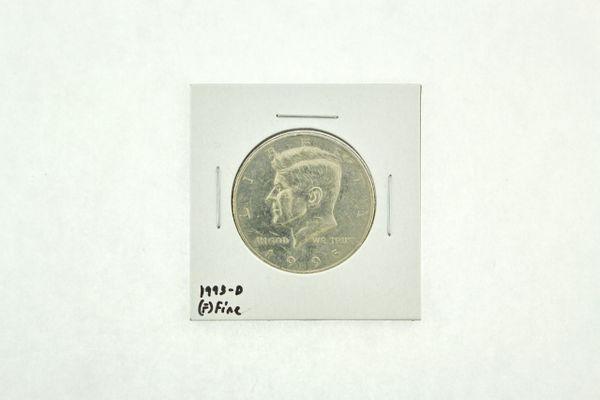 1995-D Kennedy Half Dollar (F) Fine N2-3881-3