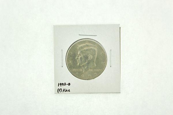 1995-D Kennedy Half Dollar (F) Fine N2-3881-4