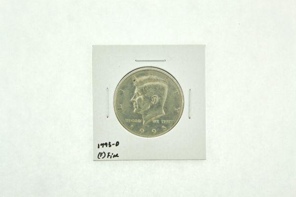1995-D Kennedy Half Dollar (F) Fine N2-3881-7