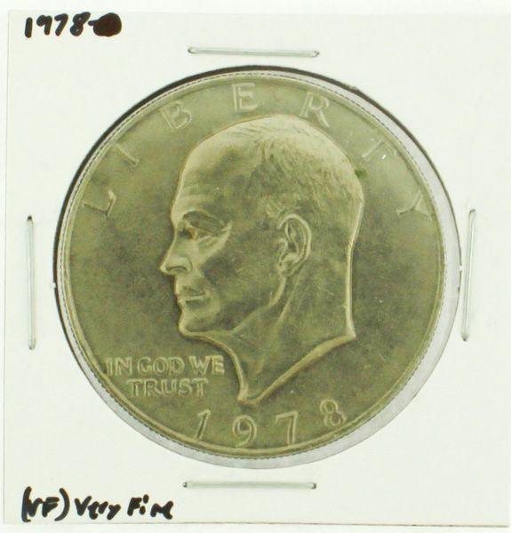 1978 Eisenhower Dollar RATING: (VF) Very Fine (N2-4368-4)