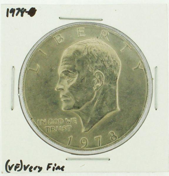 1978 Eisenhower Dollar RATING: (VF) Very Fine (N2-4368-5)