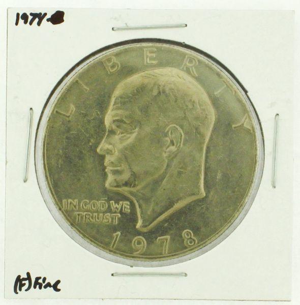1978 Eisenhower Dollar RATING: (F) Fine (N2-4376-06)