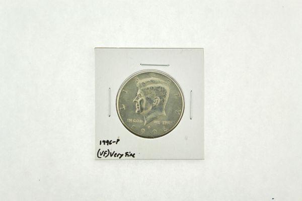 1996-P Kennedy Half Dollar (VF) Very Fine N2-3888-5