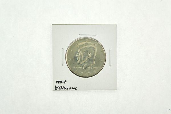 1996-P Kennedy Half Dollar (VF) Very Fine N2-3888-6