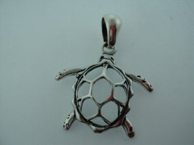 Sea Turtle Pendant (JC-957)
