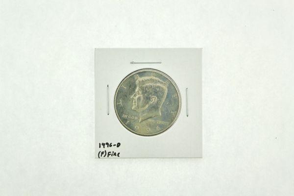 1996-D Kennedy Half Dollar (F) Fine N2-3908-2
