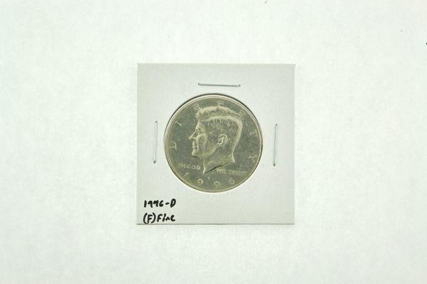 1996-D Kennedy Half Dollar (F) Fine N2-3908-6