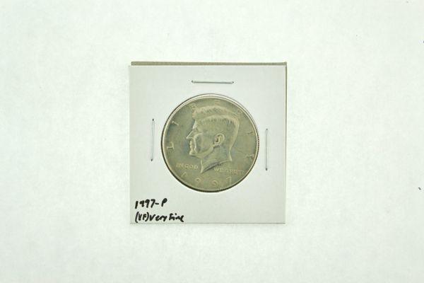 1997-P Kennedy Half Dollar (VF) Very Fine N2-3914-2