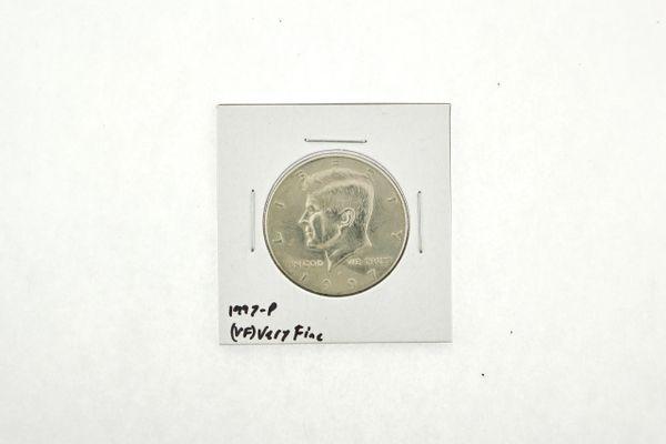 1997-P Kennedy Half Dollar (VF) Very Fine N2-3914-6