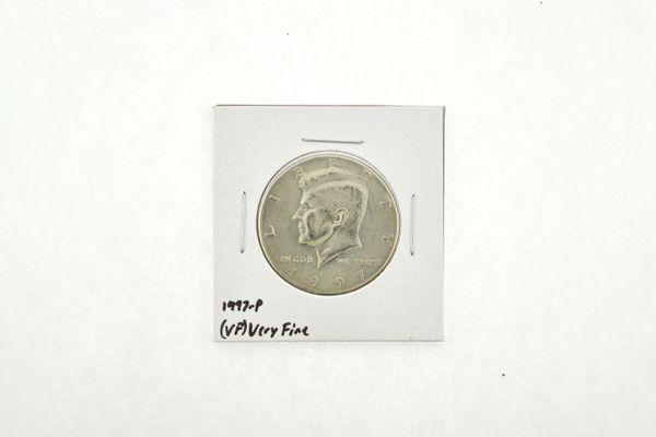 1997-P Kennedy Half Dollar (VF) Very Fine N2-3914-7