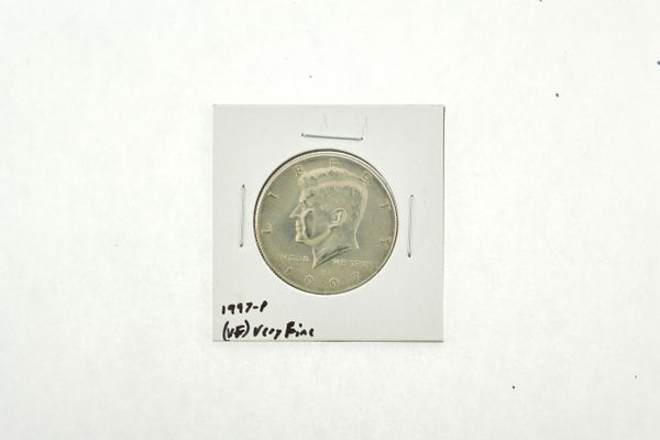 1997-P Kennedy Half Dollar (VF) Very Fine N2-3914-8