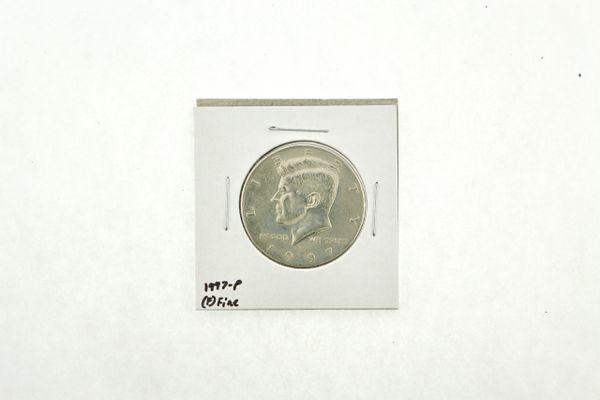 1997-P Kennedy Half Dollar (F) Fine N2-3922-2
