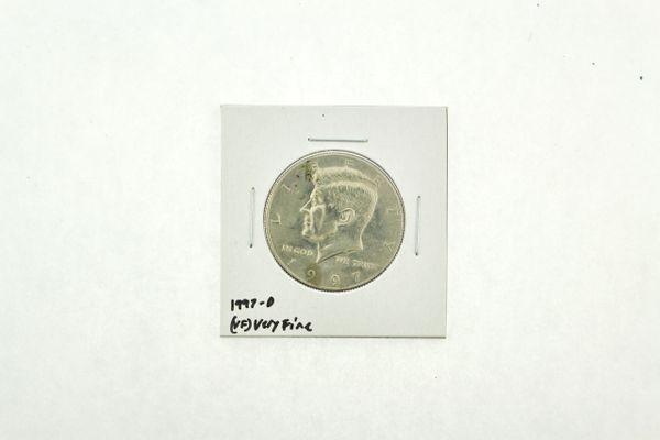 1997-D Kennedy Half Dollar (VF) Very Fine N2-3924-1