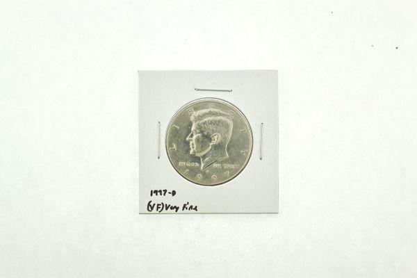 1997-D Kennedy Half Dollar (VF) Very Fine N2-3924-7