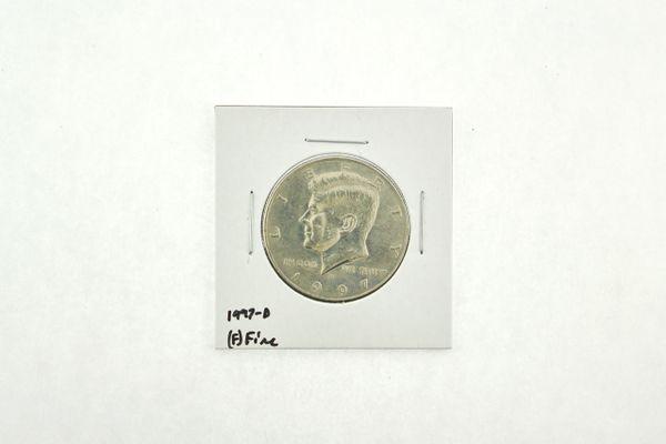 1997-D Kennedy Half Dollar (F) Fine N2-3932-5