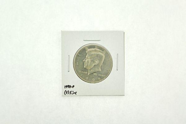 1998-P Kennedy Half Dollar (F) Fine N2-3967-2