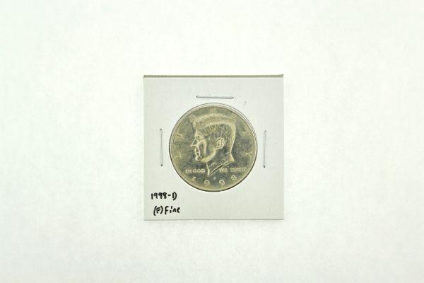 1998-D Kennedy Half Dollar (F) Fine N2-3973-1