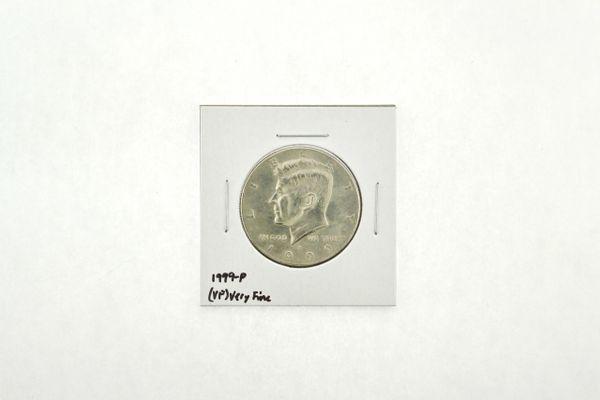 1999-P Kennedy Half Dollar (VF) Very Fine N2-3976-2