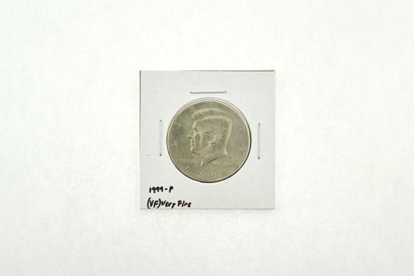 1999-P Kennedy Half Dollar (VF) Very Fine N2-3976-4