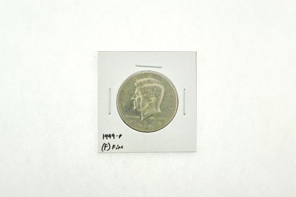 1999-P Kennedy Half Dollar (F) Fine N2-3981-1