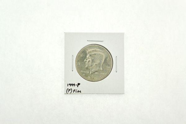 1999-P Kennedy Half Dollar (F) Fine N2-3981-2