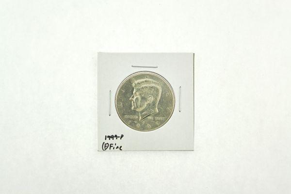 1999-P Kennedy Half Dollar (F) Fine N2-3981-3