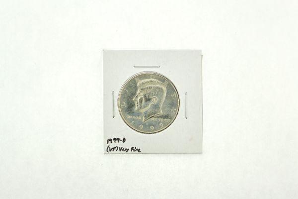 1999-D Kennedy Half Dollar (VF) Very Fine N2-3986-2