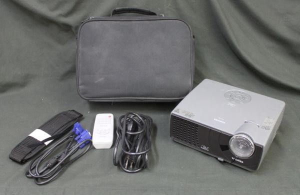 Toshiba TDP-S8 DLP Projector