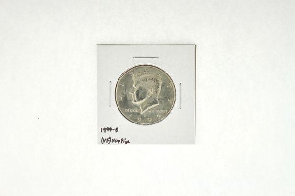 1999-D Kennedy Half Dollar (VF) Very Fine N2-3986-9