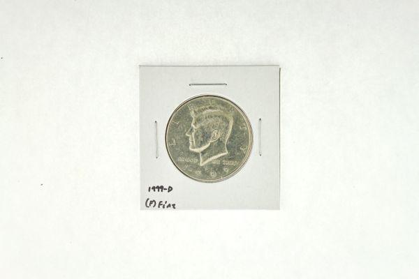 1999-D Kennedy Half Dollar (F) Fine N2-3996-3