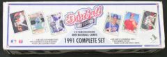 Upper Deck 1991 Sealed Box of 800 Baseball Cards, 3D Team Holograms Complete Set