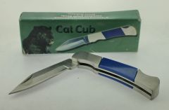Cat Cub 15-057BLSB Knife