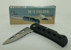 Frost Cutlery M-1 Folder 15-882B Knife