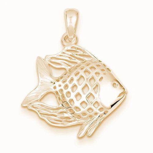 Fish Pendant (JC-1115)
