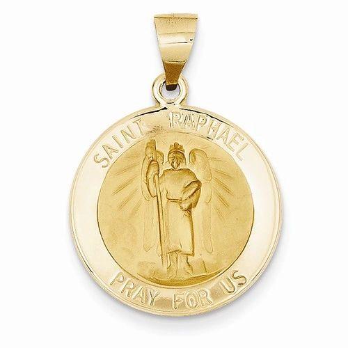 St. Raphael Medal Pendant (JC-1079)