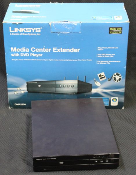 Linksys DMA2200 Digital HD Media Streamer