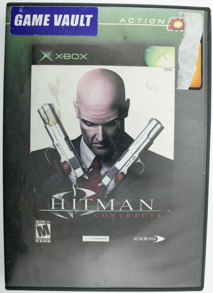 Hitman: Contracts (Xbox, 2004)