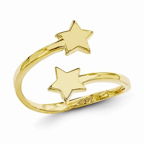 Star Toe Ring (JC-1161)