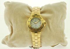 Belair A9765 Gold Tone Womens Watch