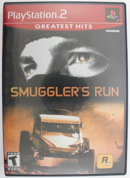 Smuggler's Run (Sony PlayStation 2, 2002)