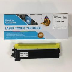 COMPATIBLE BROTHER TN210K BLACK TONER CARTRIDGE