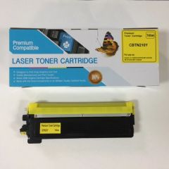 COMPATIBLE BROTHER TN210Y YELLOW TONER CARTRIDGE