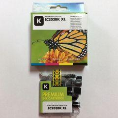 Compatible Brother LC203BK Black Inkjet Cartridge