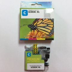 Compatible Brother LC203C Cyan Inkjet Cartridge